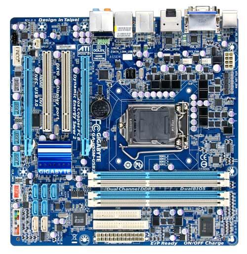 GA-H55-UD3H (rev. 1.0)   Motherboard - GIGABYTE Global