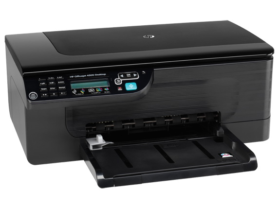 Hp Officejet 4500 Software
